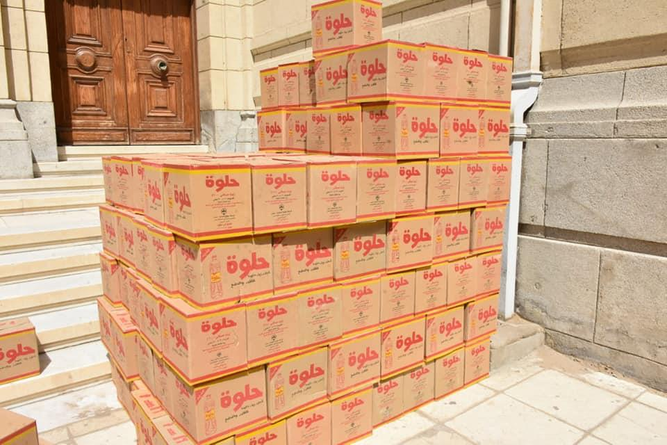 جامعة القاهرة تطلق «قافلة الخير»