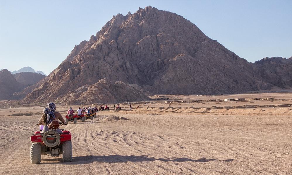 سياحة في جنوب سيناء