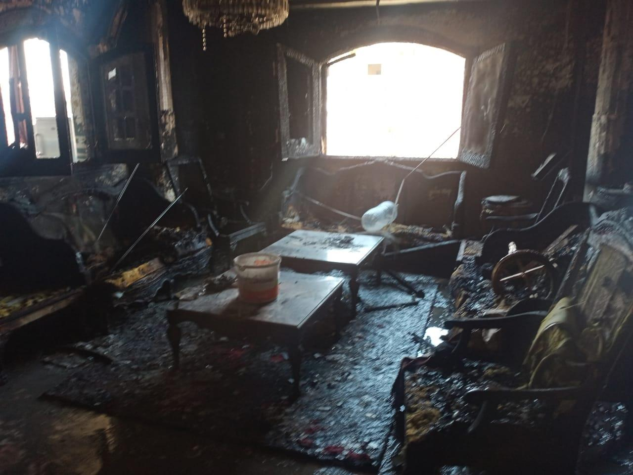 مصرع ربة منزل والدة البرلماني حافظ عمران