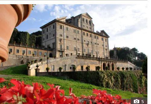 زفاف ابنة اخت الأميرة ديانا من ملياردير في إيطاليا