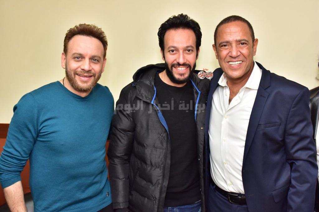 مصطفى قمر ونسرين أمين في ضيافة «مسرح مصر»