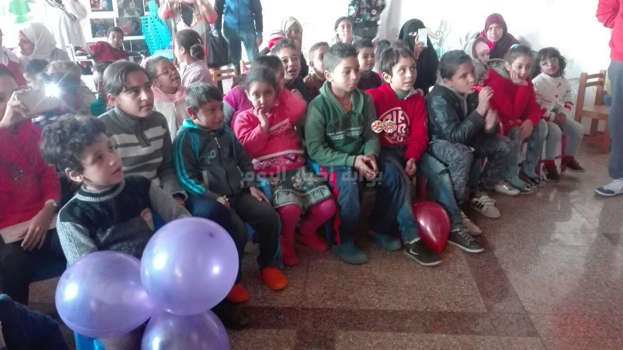 «نغم أف إم» في زيارة لمستشفى أبو الريش