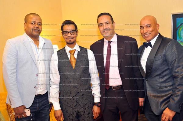 رابح صقر بحفل «كامل العدد» في القاهرة