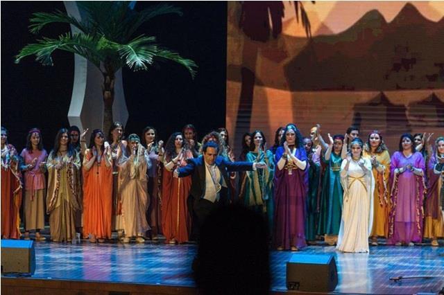 «عنتر وعبلة».. أول عرض أوبرا في تاريخ السعودية