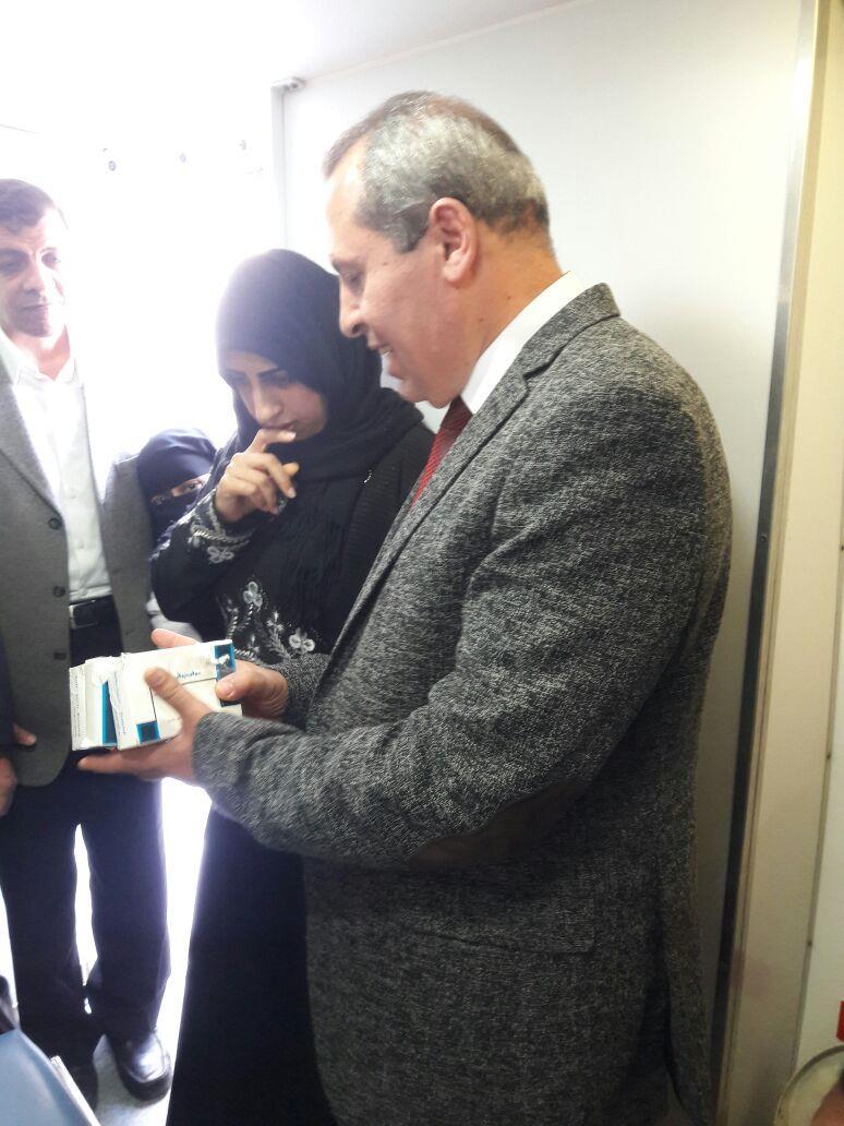 """فحص 9175 مواطن بالدقهلية في اطار مبادرة الرئيس السيسي للقضاء علي فيروس  """"س """" ."""