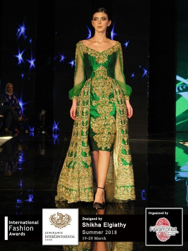 فعاليات عروض أزياء انترناشونال فاشون اورد IFA النسخة الثالثة