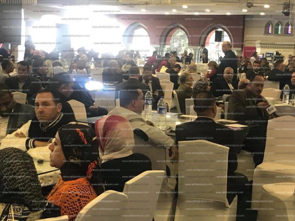 غرفة الاسكندرية التجارية تعقد مؤتمرا لدعم الرئيس عبد الفتاح السيسي