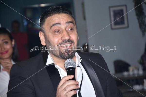 مجد القاسم يغني ألبومه الجديد بحفل خاص في مصر الجديدة