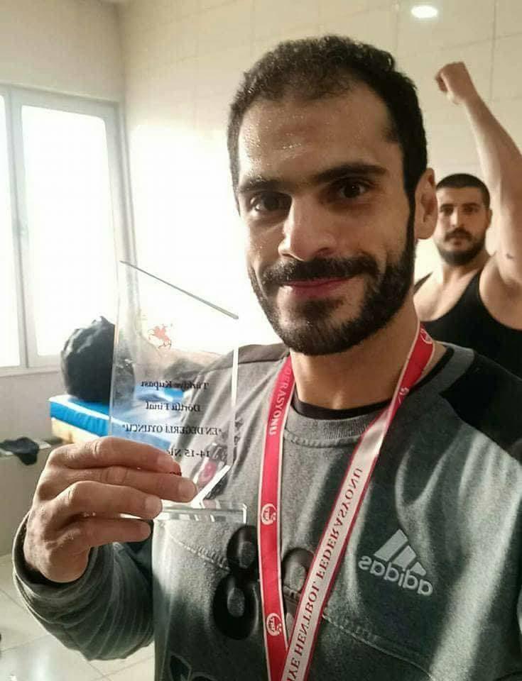 هنداوي احسن حارس كرة يد في تركيا