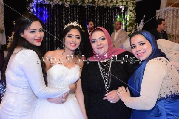 الليثي والشيخ يحيان زفاف «محمود وياسمين»