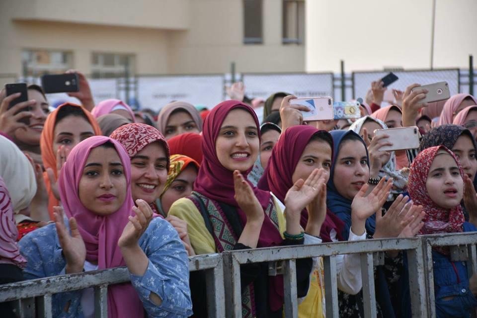 العسيلي يتألق في الجامعة المصرية الروسية
