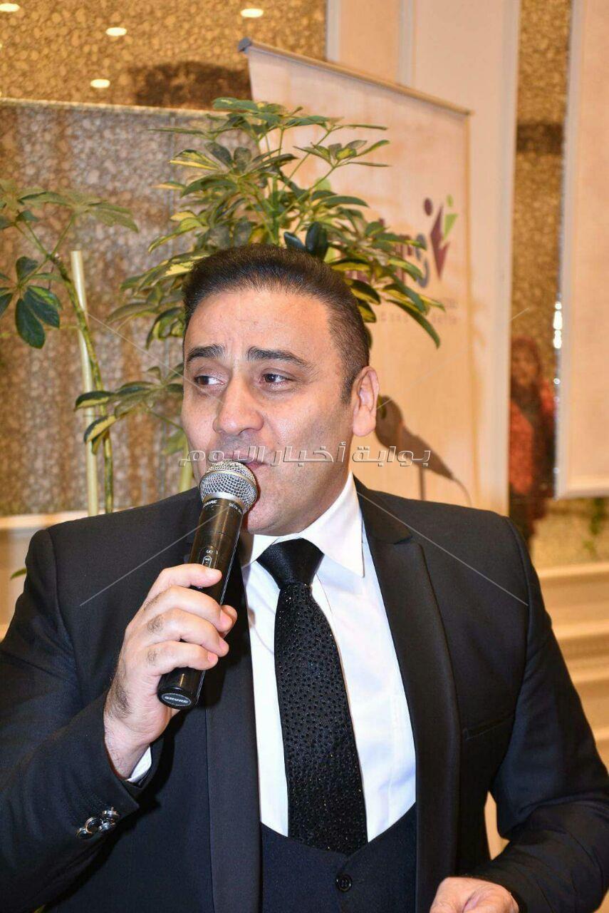 مجد القاسم يحيي ختام مؤتمر أمراض الصدر