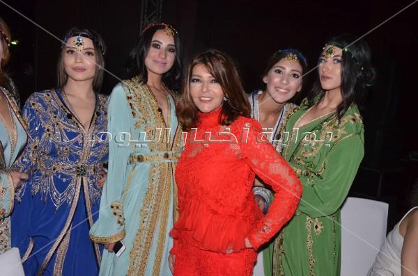 سميرة سعيد تشارك نجوم الفن بحفل الخطوط المغربية