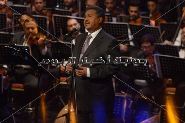 أنغام ومحمد عبده يتالقان في الأوبرا