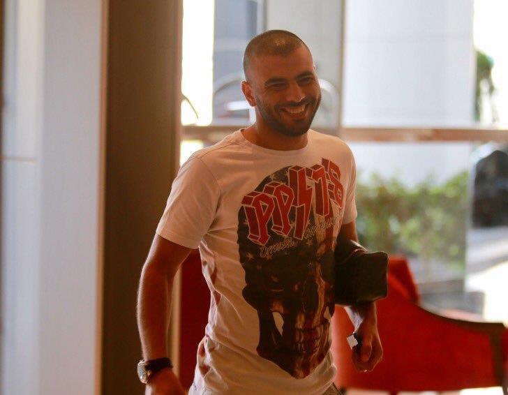 «متعب» يصل الإمارات للمشاركة في اعتزال حسام غالي