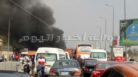 حادث مدخل الصحراوي