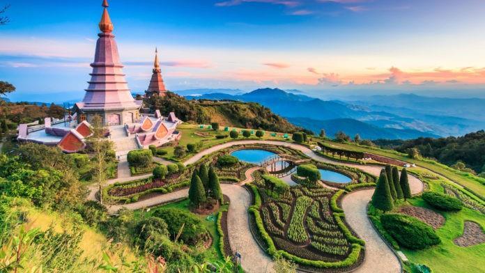 «أروع»حدائق حول العالم
