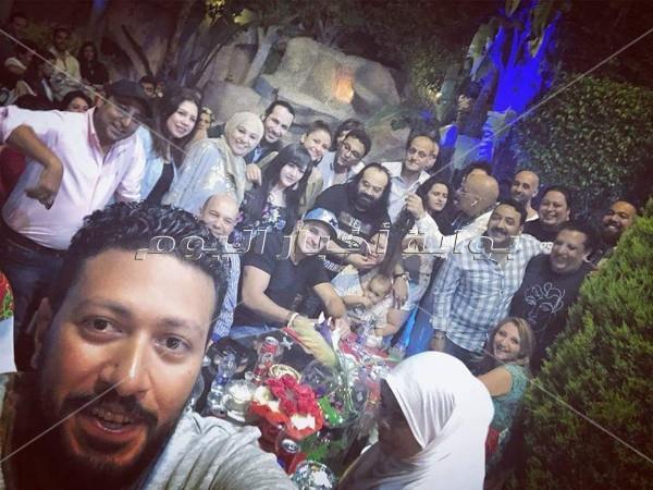 إفطار أسرة فيلم «ابتسم أنت في مصر»