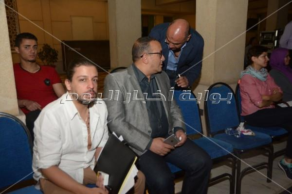 علي الهلباوي في سهرة رمضانية بالأوبرا