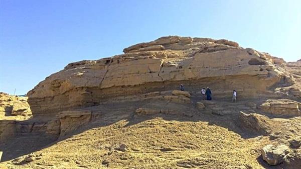 صحراء الكاب بالأقصر