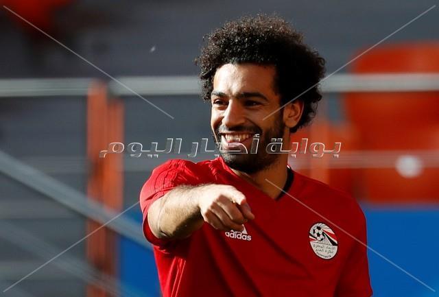 ابتسامة الفرعون محمد صلاح تمس قلوب 100 مليون