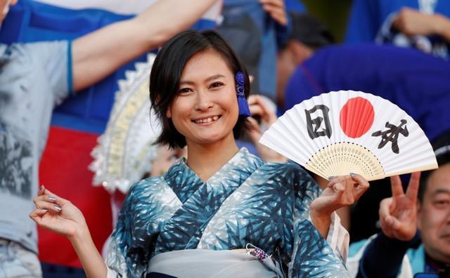 شاهد جنون جماهير اليابان والسنغال