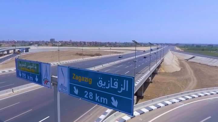 إنجازات وزارة النقل