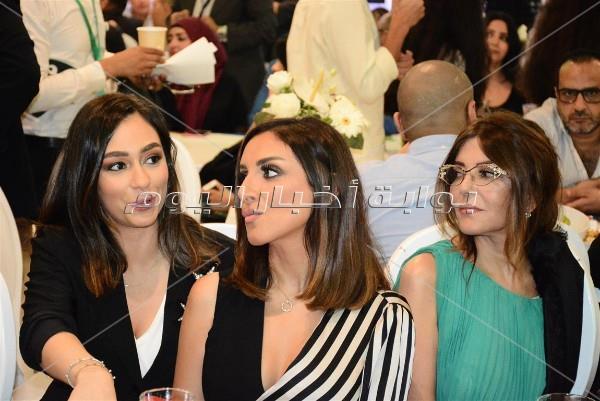 نجوم الطرب في افتتاح «روتانا كافيه» - تصوير : سامح المنسي
