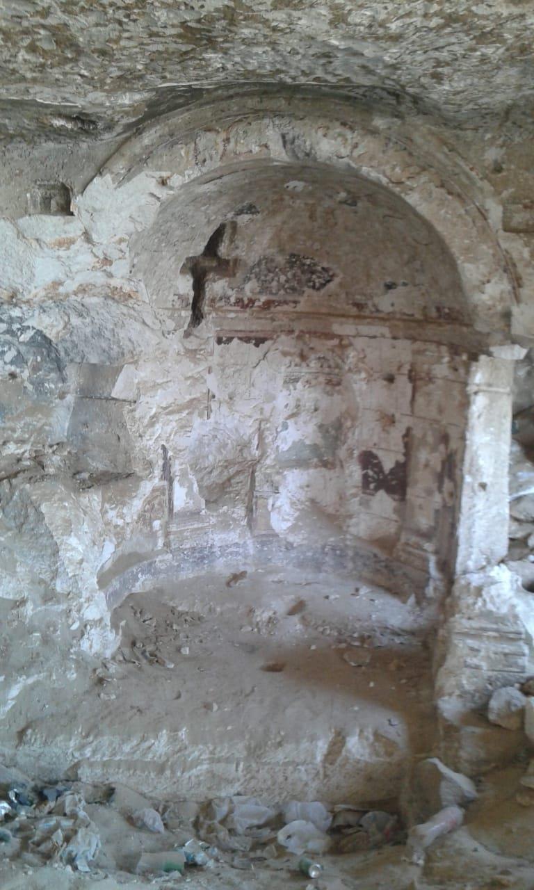 المضبوطات الأثرية بالمنيا