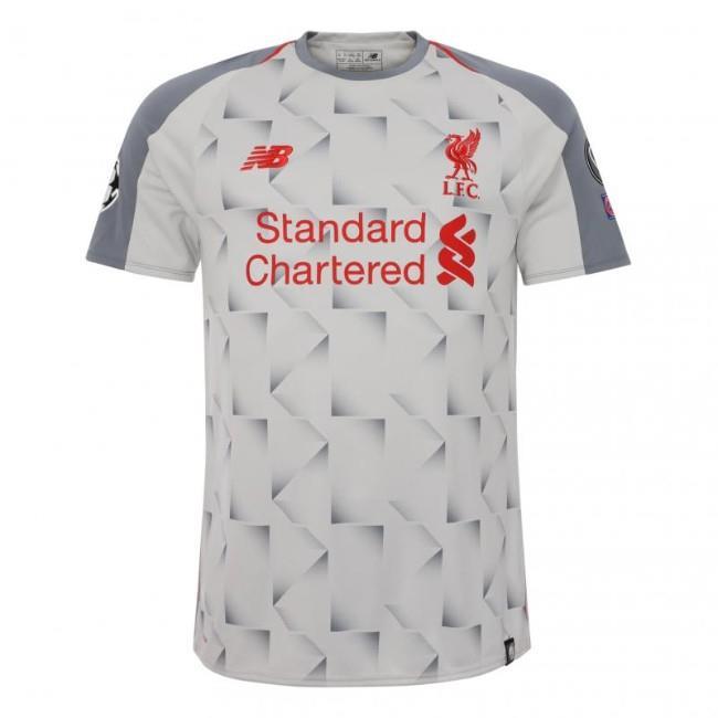 القميص الثالث لليفربول