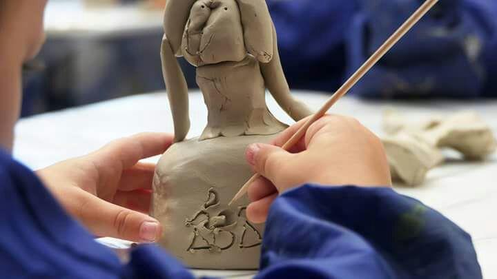 ورشة فنية و تعليمية بالجريمالدي فورام بموناكو