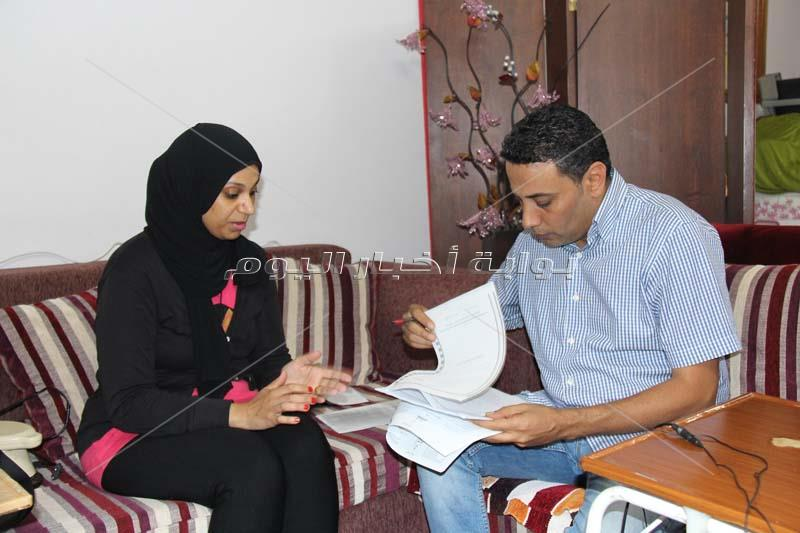 صرخة زوجة صعيدية.. أنقذوا زوجي من عصابة أبو شنطة