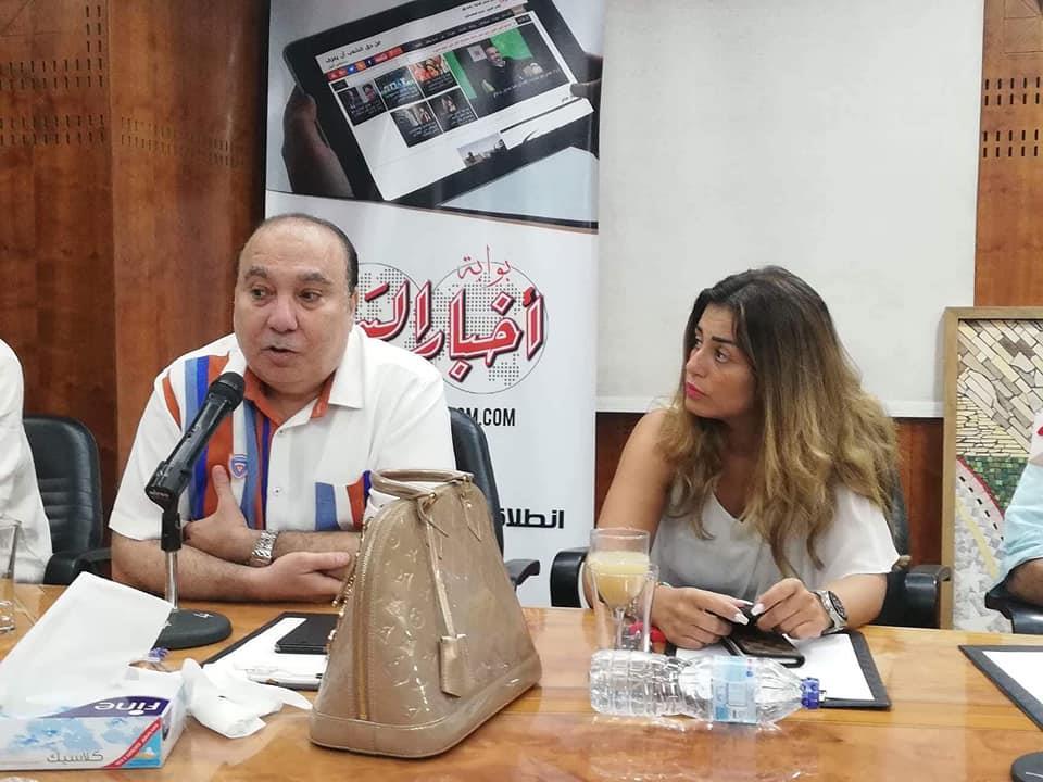 «بوابة أخبار اليوم» تحتفل بنجاح مسلسل «سلسال الدم» بحضور أبطاله