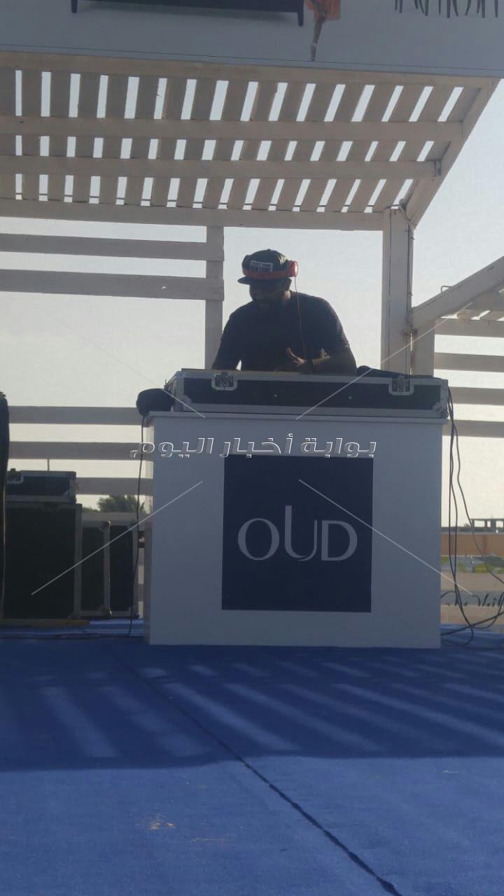 «ساو» يُشعل «وايت بيتش» بالأغاني العربية والأجنبية