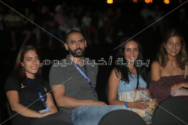 حفل راقي للموسيقار عمر خيرت في جولف بورتو مارينا