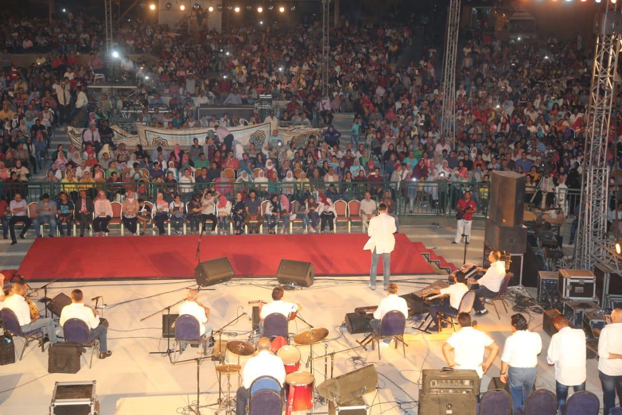 «ايكال انسامبل» المكسيكية وإيمان البحر درويش في مهرجان «القلعة»
