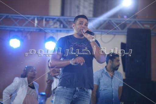 محمد نور يحتفل بألبومه الجديد«مسا مسا» بنادي الطيران