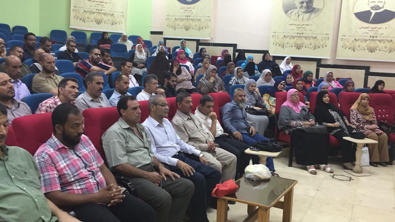 رئيس جامعة الأزهر يفتتح الدورة التدريبية لمعلمي المعاهد