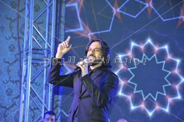 بهاء سلطان يُشعل حفل الصيف في القاهرة