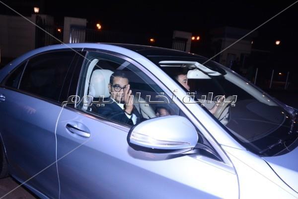 رابح صقر يتألق في حفل الجالية العربية