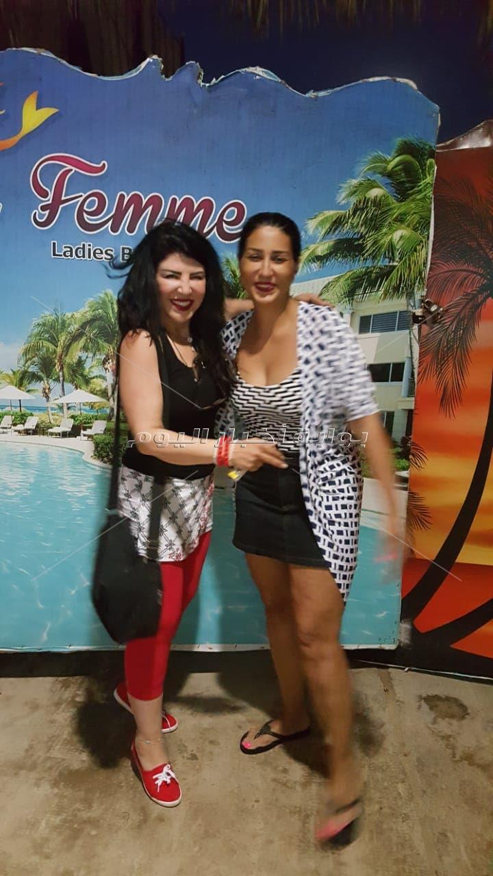الليثي وآلا كوشنير يختتمان حفلات الصيف بـ «لافام مارينا»