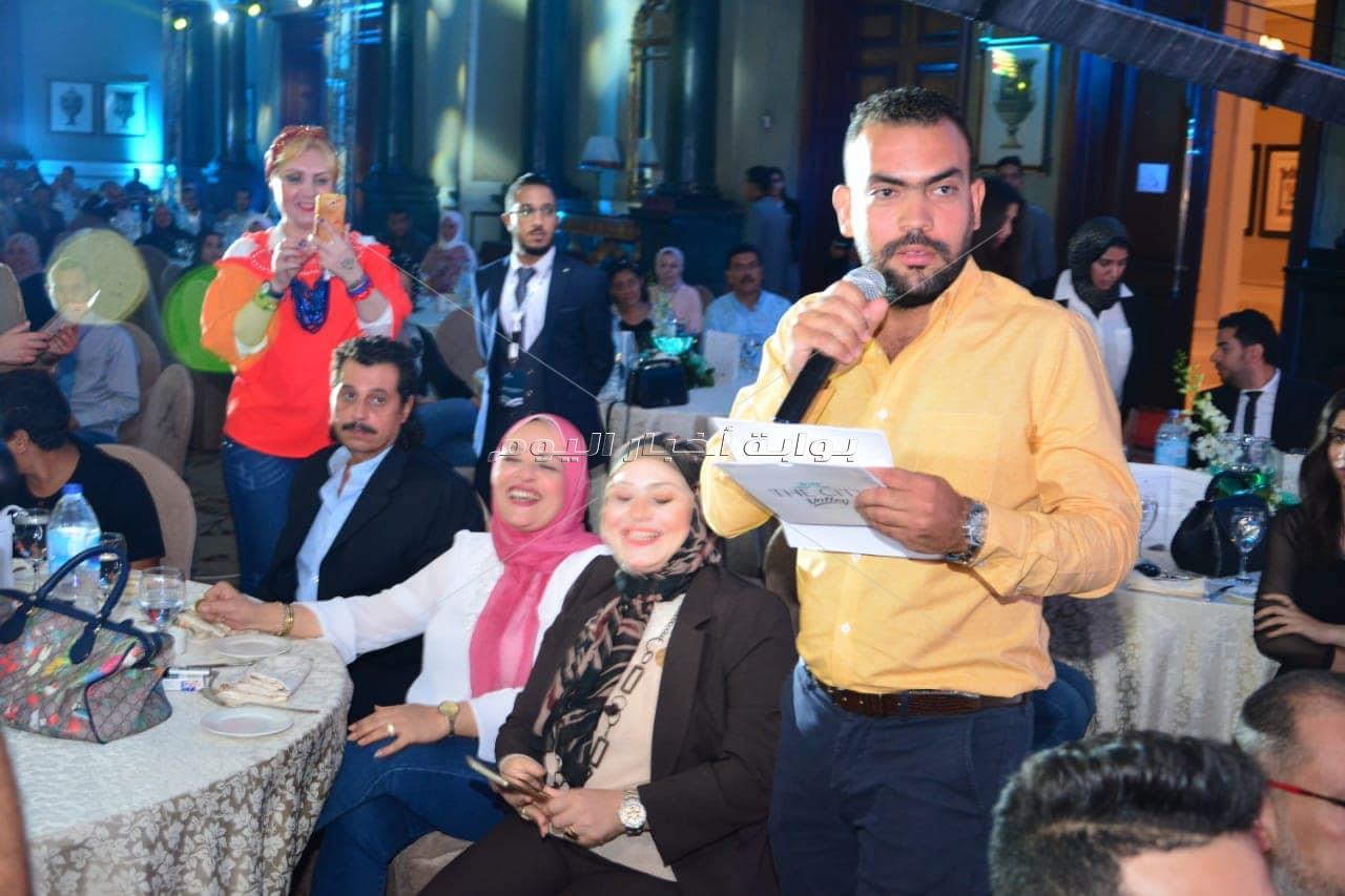 «فؤاد» يحتفل بإطلاق إحدى المشاريع العقارية بحضور نجوم الفن