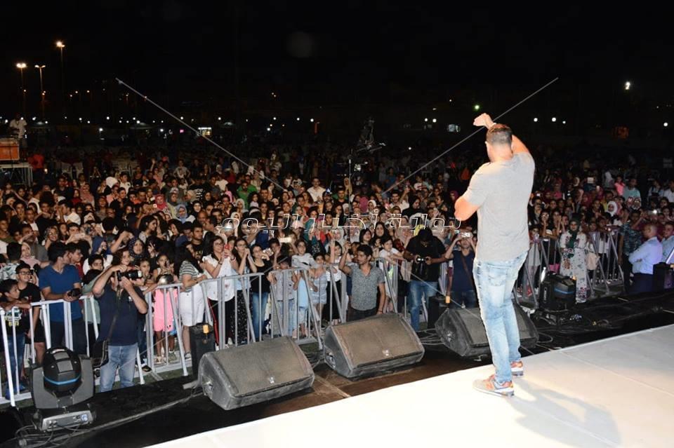"""حمد نور يحتفل بالبومه الجديد """" مسا مسا"""""""