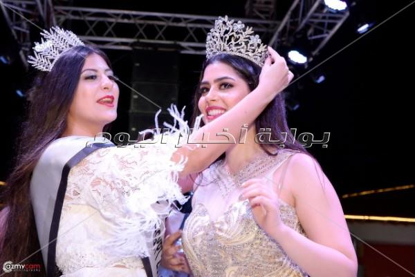 يمنى محمد ملكة جمال العرب مصر 2019
