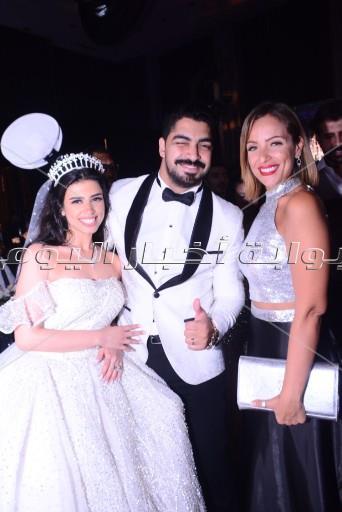 حفل زفاف مينا عطا وعروسه لي لي
