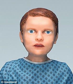 الطفل الروبوت