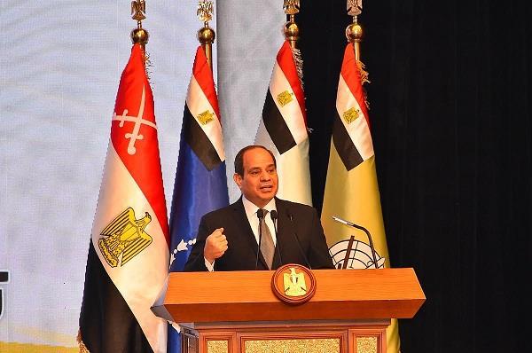 الرئيس السيسي يشهد الندوة التثقيفية الـ29 للقوات المسلحة
