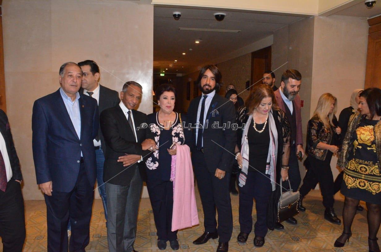 مؤتمر هاني البحيري لفساتين شتاء وخريف 2019