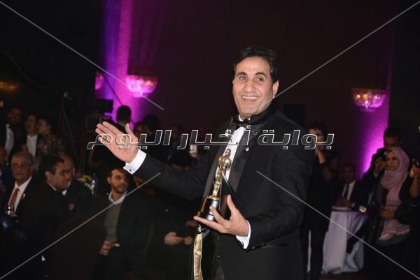 تكريم تامر حسني وهنيدي ومنة شلبي بمهرجان «نجم العرب»