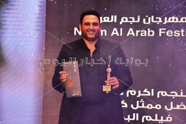 الصور الكاملة لنجوم الفن في حفل «نجم العرب»